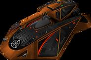 Battlezone Combat Commander ISDF Sabre