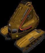 Battlezone- Combat Commander ISDF Scavenger