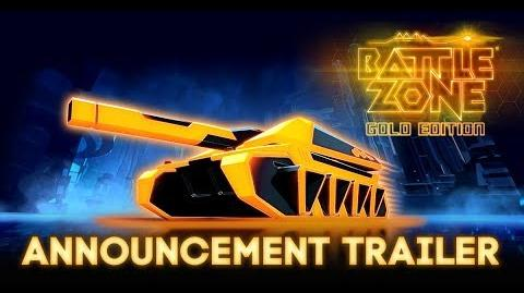 Battlezone Gold Edition - Announcement Trailer PC, Nintendo Switch, PS4, Xbox One