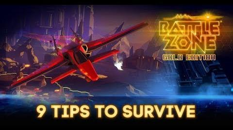 Battlezone Gold Edition - 9 Tips To Survive