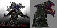Gomorrah Concept and Render