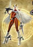 Bayo2 - Star Mercenary costume (J)