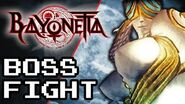 BAYONETTA- Joy Boss Fight