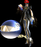 Bayo2 - Bayonetta and Chain Chomp