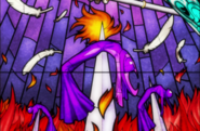 Witch Hunts Glass