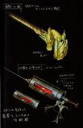 Red Hot Shot Concept Art