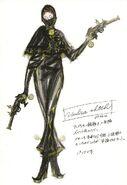 Umbra Witch Concept Art