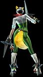 Bayo2 - Star Mercenary costume