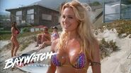 C J Turns Up To A Beach Pool Party But Things Turn Ugly! Baywatch Remastered