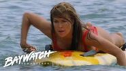 LANI MCKENZIE & CODY Dive In To Rescue Jet Skiers! Baywatch Remastered