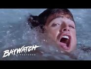 SHARK ATTACKS SURFER AND LIFEGUARD!! CAN HE BE RESCUED? Baywatch Remastered