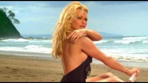 Pamela Anderson Patos Funny Commercial