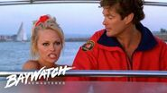 Mitch Is STUMPED! C J Parker Calls Mitch Her Forbidden Fruit! Baywatch Remastered