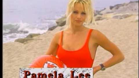 Pamela Anderson's KC Chiefs Greeting