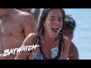 A MAJOR LIFEGUARD RESCUE UNFOLDS As 100 DOLLAR BILLS START WASHING UP ON THE BEACH! Baywatch