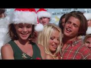 Baywatch Sing Silent Night! Merry Christmas From Baywatch