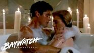 Steamy! Mitch Gets Seduced By A Woman Whose Life He Saved! Baywatch Remastered
