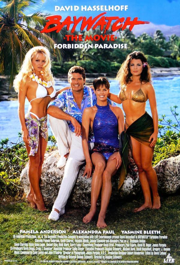 Baywatch the Movie: Forbidden Paradise