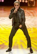 David Hasselhoff-Performing