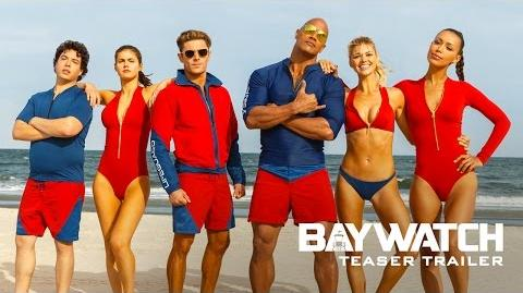 Baywatch Teaser Trailer (2017) - Paramount Pictures