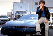 David Hasselhoff-Knight Rider
