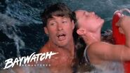 Will Mitch Rescue Her Before She Gives BIRTH? Baywatch Remastered