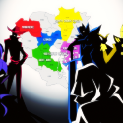 Six Kings of Pure Color
