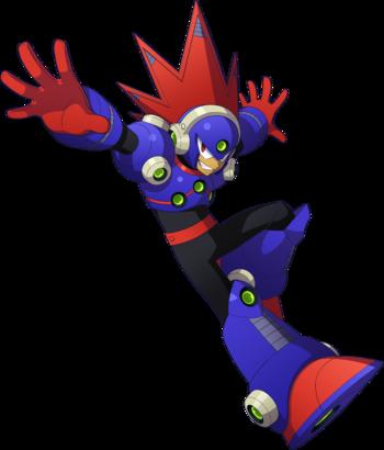 Daily Robot Master Post (Blast Man)