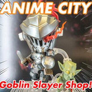 ANIME CITY - A Grand Adventure at Tokyo's Goblin Slayer Shop!