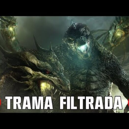 ¿Trama Completa Filtrada? - Godzilla 2: King of the Monsters | MonsterVerse | TL2Bie