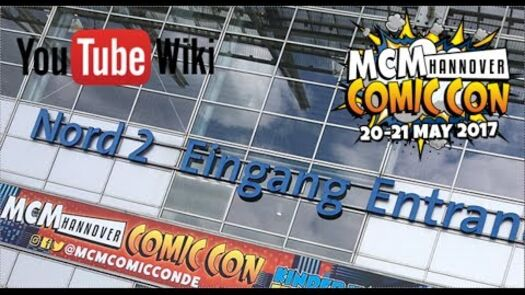MCM ComicCon 2017 - Mit: Rewinside, TomSka & co. | YOUTUBE WIKI