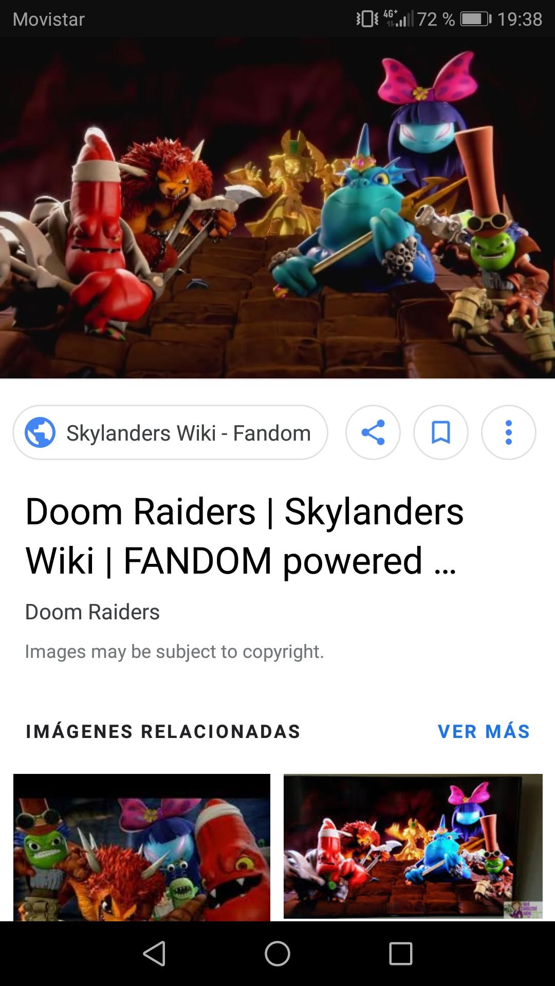 Porque los villanos están de Skylanders en imaginators?