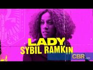 The Watch- Introducing Lady Sybil Ramkin (EXCLUSIVE)