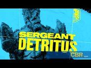 The Watch- Introducing Sergeant Detritus (EXCLUSIVE)