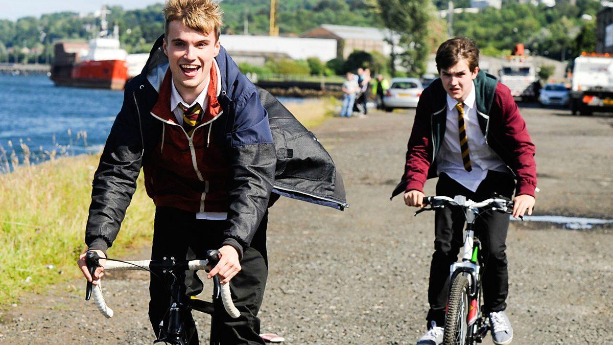 Series 10 Episode 12 (Scott's Bike Ride)