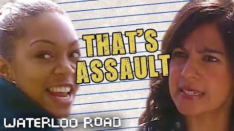 Waterloo Road - Michaela Gets Jasmine Fired S03 E14