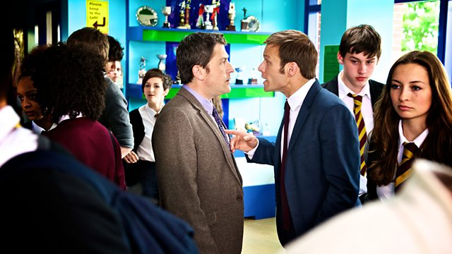 Series 8 Episode 8 (The Price of Love)