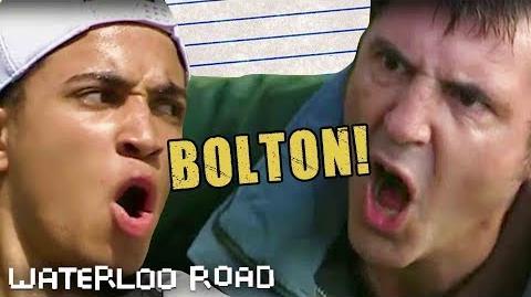 Waterloo Road - Bolton Pranks Mr Lawson S03 E08