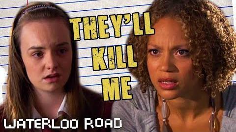 Waterloo Road - Is Cassie Being Bullied? Season 5 Episode 7