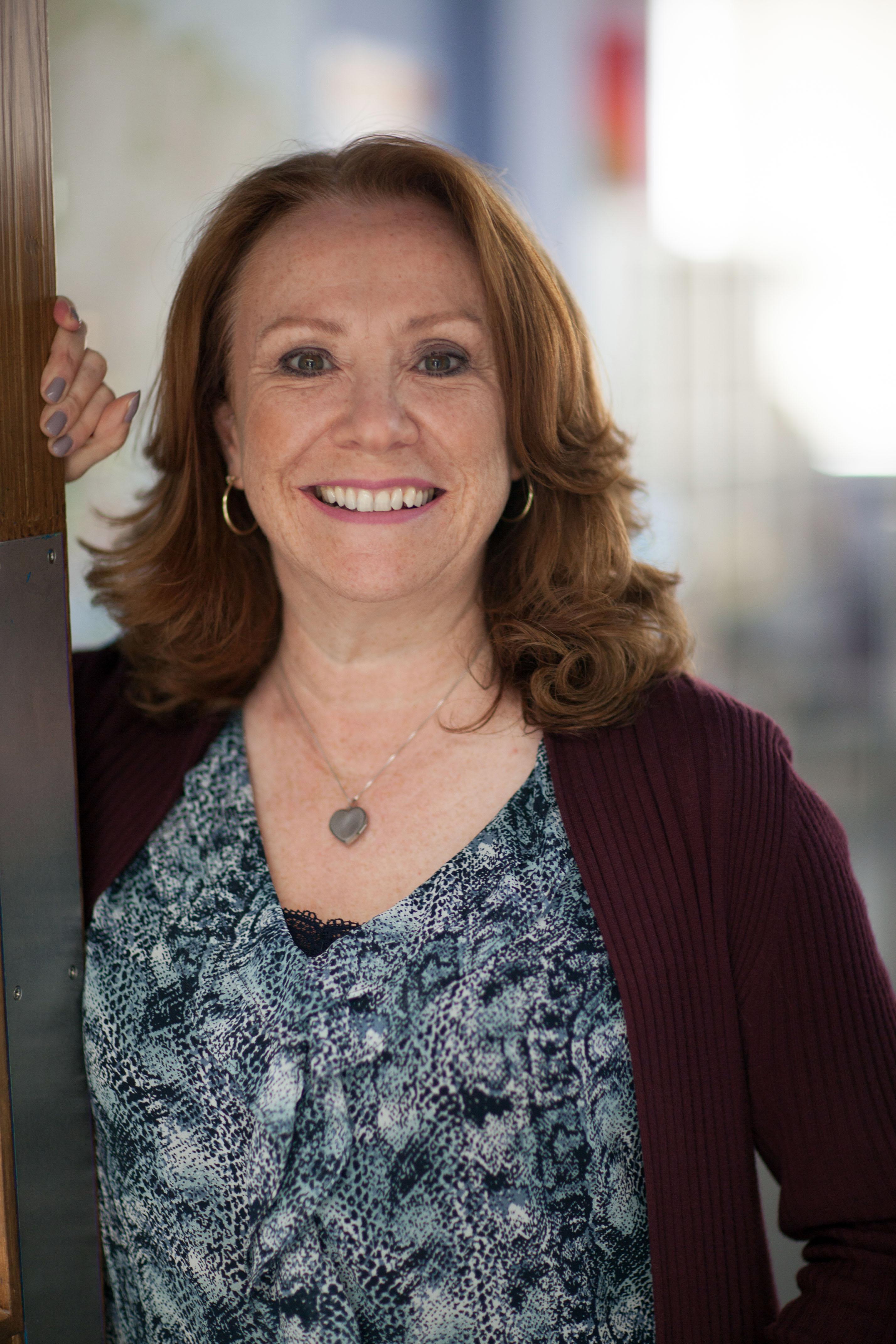 Maggie Budgen