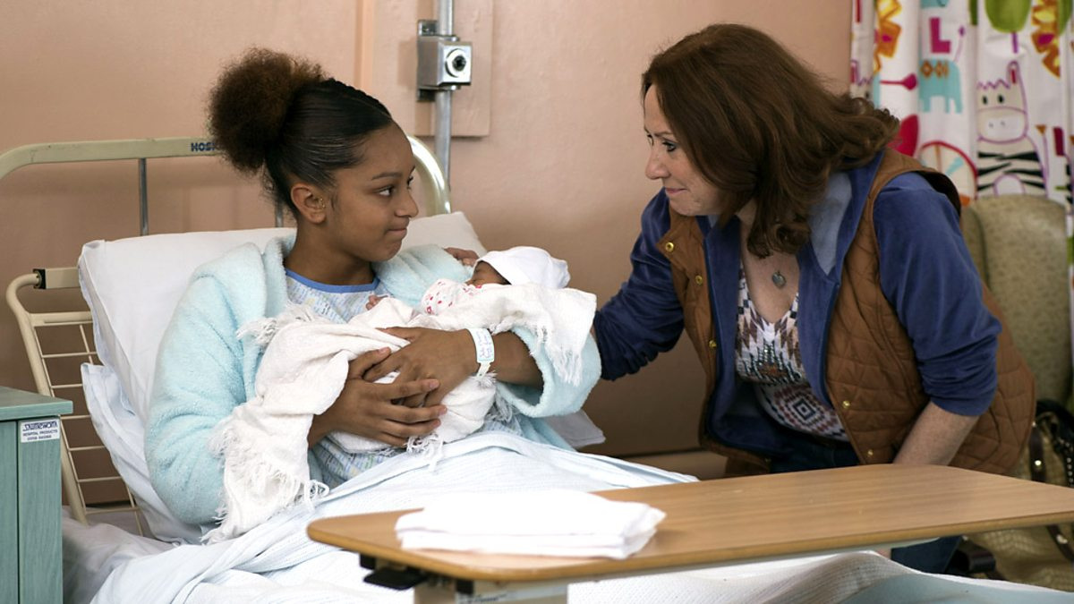 Series 8 Episode 17 (Baby Be Mine)