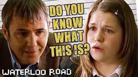 Waterloo Road - Eddie Helps Asperger's Student Season 3 Episode 1