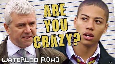 Waterloo Road - Ralph Beats Up Marley Season 4 Episode 19