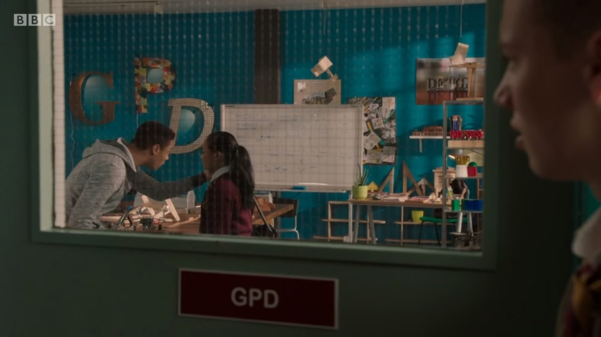 Series 10 Episode 13 (Lenny's Dilemma)
