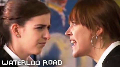 Jess Slaps Vicki! Waterloo Road