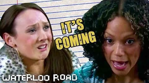Waterloo Road - Teen Goes Into Labour Season 1 Episode 3