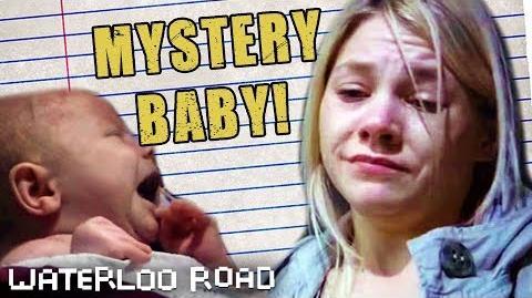 Mystery Baby on School Grounds Waterloo Road Season 7 Episode 1