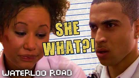 Waterloo Road - Amy Makes Serious Accusations Against Bolton Season 5 Episode 2