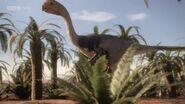 Giant Oviraptorid