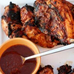 Ina Garten's BBQ Chicken